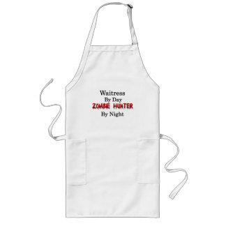 Caçador do garçonete/zombi avental longo
