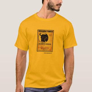 Cachaça Guampa torta Camiseta