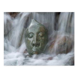 Cachoeira Buda Cartão Postal