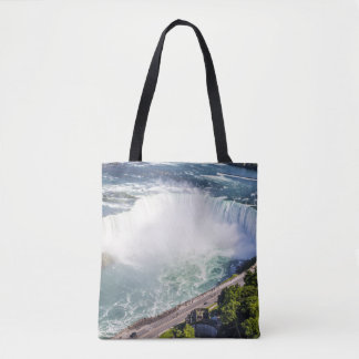 Cachoeira Canadá das quedas da ferradura de Bolsa Tote