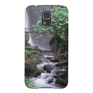 Cachoeira de conexão em cascata Costa Rica da Capinha Galaxy S5