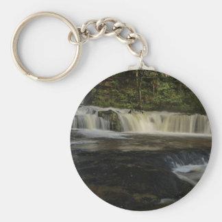 Cachoeira de Sgwd Ddwli Chaveiro