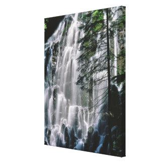 Cachoeira na floresta, Oregon
