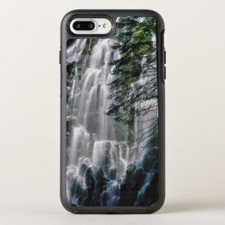 Cachoeira na floresta, Oregon Capa Para iPhone 7 Plus OtterBox Symmetry