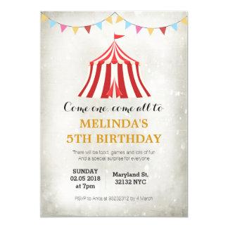 Caçoa convites de festas de aniversários do