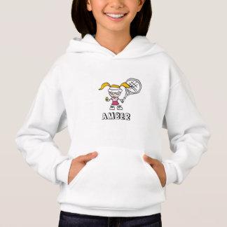 Caçoa o hoodie feito sob encomenda do esporte da
