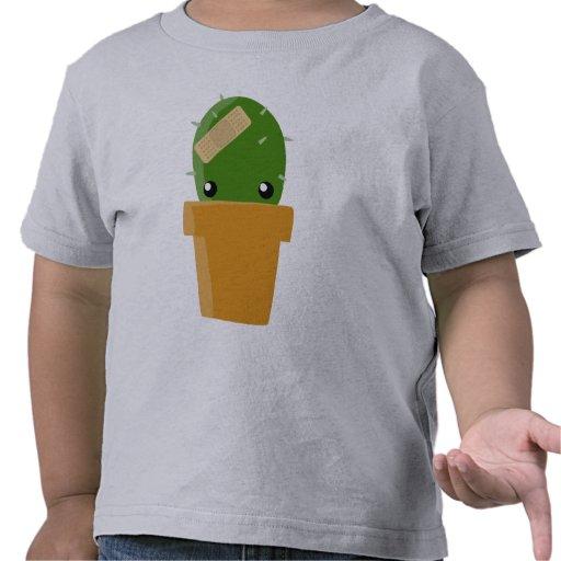 Cacto bonito camisetas