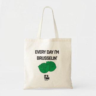 Cada dia eu sou o bolsa de Brusselin