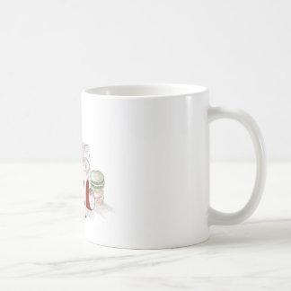 Cada manhã glamoroso caneca de café