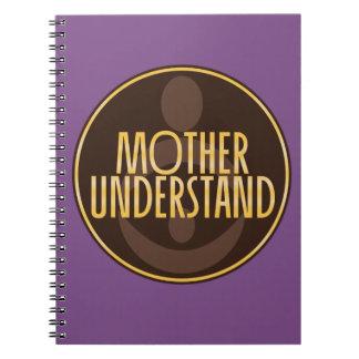 Caderno A mãe compreende