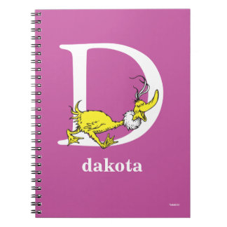 Caderno ABC do Dr. Seuss: Letra D - O branco   adiciona