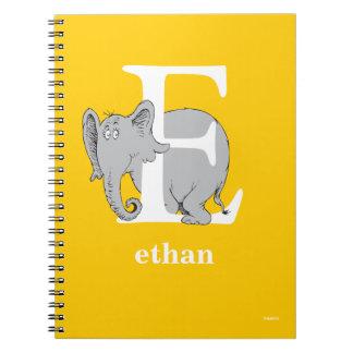 Caderno ABC do Dr. Seuss: Letra E - O branco   adiciona