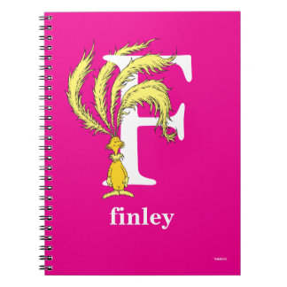 Caderno ABC do Dr. Seuss: Letra F - O branco   adiciona