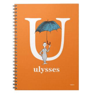 Caderno ABC do Dr. Seuss: Letra U - O branco   adiciona