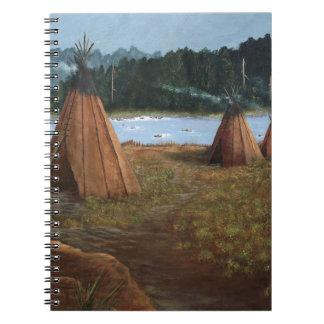 Caderno Acampamento de Verão