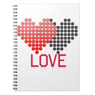 Caderno amor