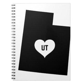 Caderno Amor de Utá