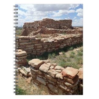 Caderno ancestral do povoado indígeno