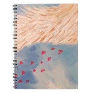 Caderno Anjo do amor
