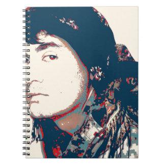 Caderno Arte do soldado de YPG