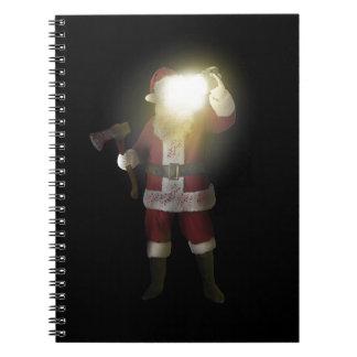 Caderno Assassino do papai noel