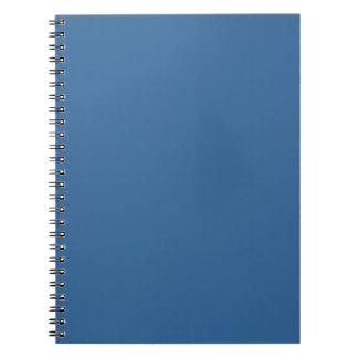 Caderno Azul da cor da Web do código do Hex #336699