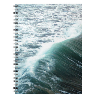 Caderno Azul de Oceano Pacífico