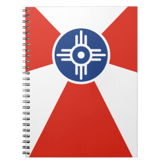 Caderno Bandeira da TIC de Wichita Kansas