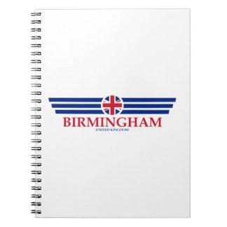 Caderno Birmingham