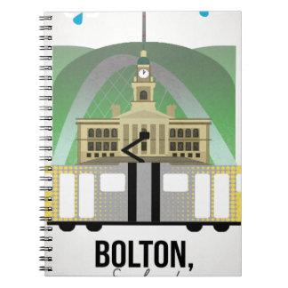 Caderno Bolton