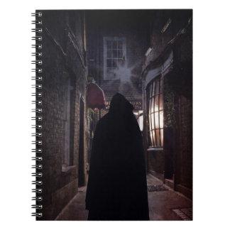 Caderno Bruxas da noite