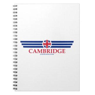 Caderno Cambridge
