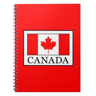 Caderno Canadá