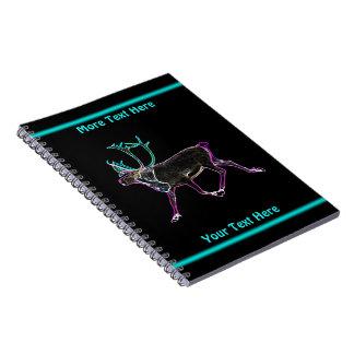 Caderno Caribu elétrico