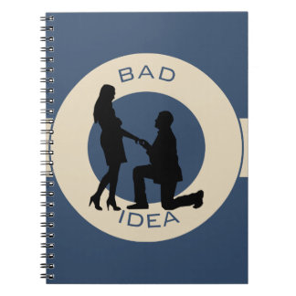 Caderno Casamento, funcionamento longe deste