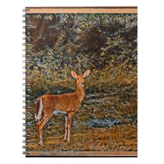 Caderno Cervos astutos