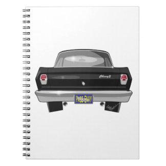 Caderno Chevy 1962 II