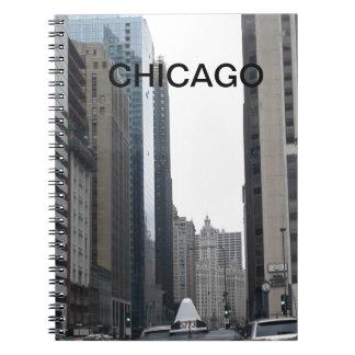 CADERNO CIDADE DE CHICAGO