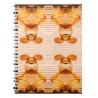 Caderno Coelhos Trippy