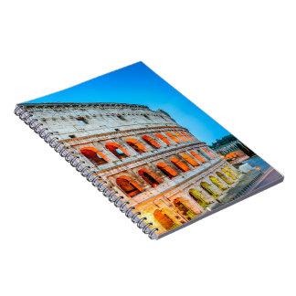 Caderno Colosseum