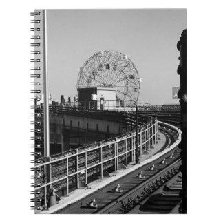 Caderno Coney Island