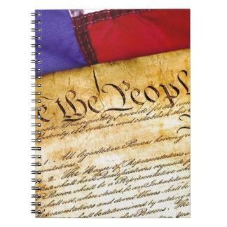 Caderno Constituição 4o julho da independência do 4 de