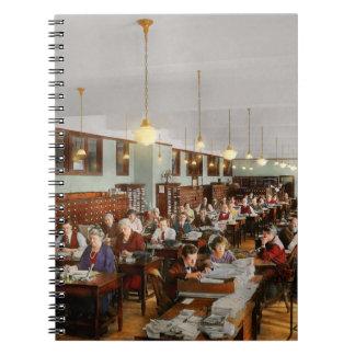 Caderno Contador - Workaholic 1923