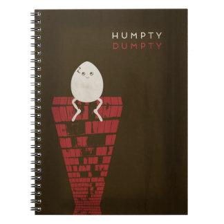 Caderno Contos de fadas minimalistas | Humpty Dumpty