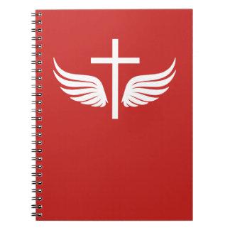 Caderno Cruz cristã