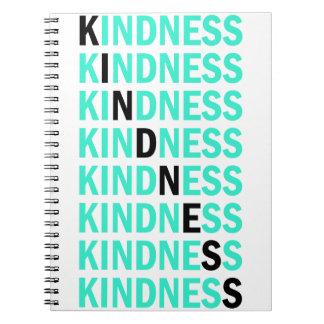Caderno da bondade