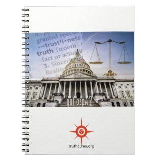 Caderno da construção do Capitólio/truthcures.org