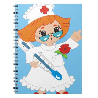 Caderno da enfermeira