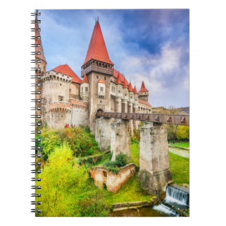 Caderno da foto (80 castelo das páginas B&W)