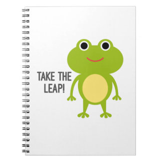 Caderno da foto do comedor de rãs (80 páginas B&W)